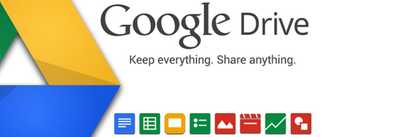 GOOGLE DRIVE – AUTHENTICATION